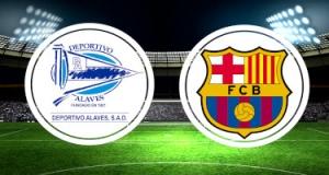 Прогноза: Депортиво Алавес - Барселона 31-10-0220 - Ла Лига