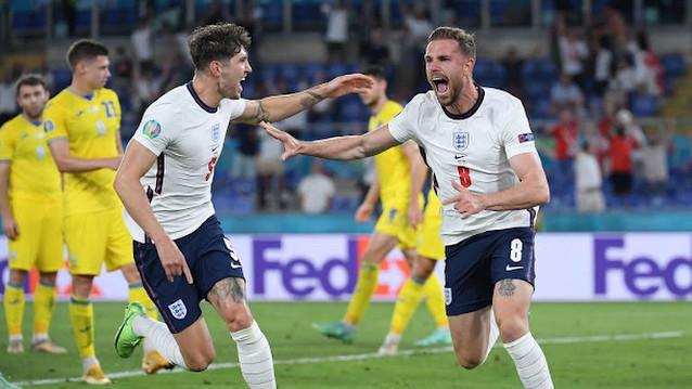 Англия срещу Дания