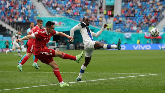 Финландия срещу Белгия
