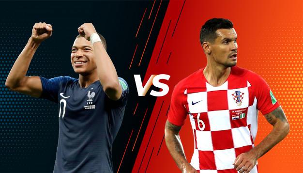 Франция срещу Хърватия