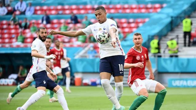 Португалия срещу Франция
