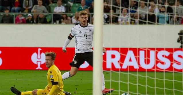 Исландия срещу Германия