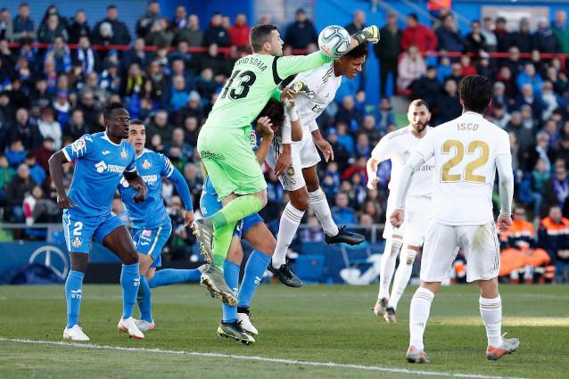 Хетафе срещу Реал Мадрид