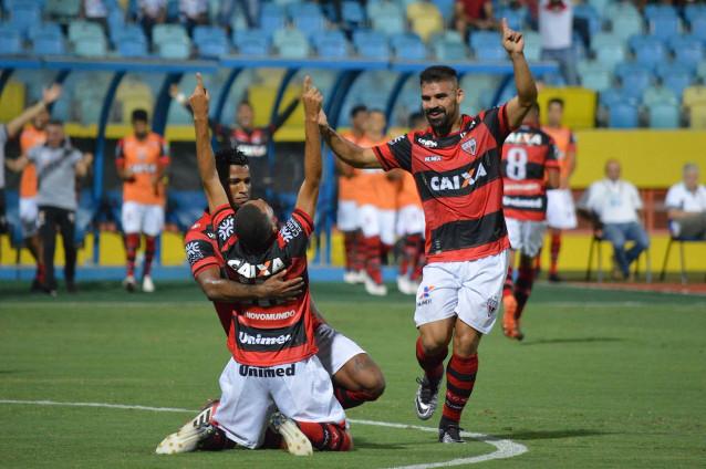 Атлетико Гояниензе срещу Палмейрас