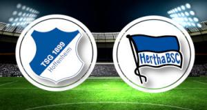 Прогноза: Хофенхайм - Херта 29-10-2021 - Бундеслига на Германия