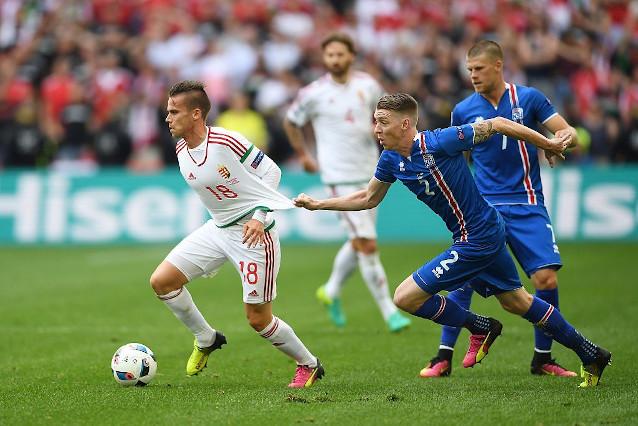 Унгария срещу Исландия