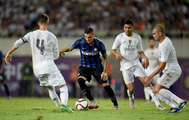 Интер срещу Реал Мадрид