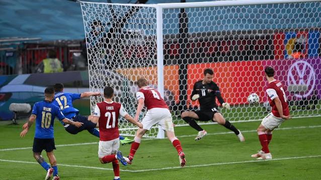 Белгия срещу Италия