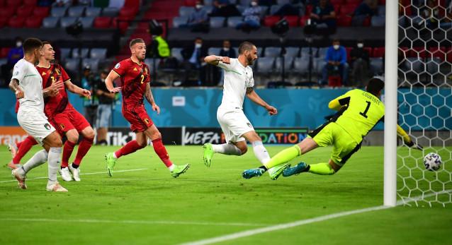 Италия срещу Испания