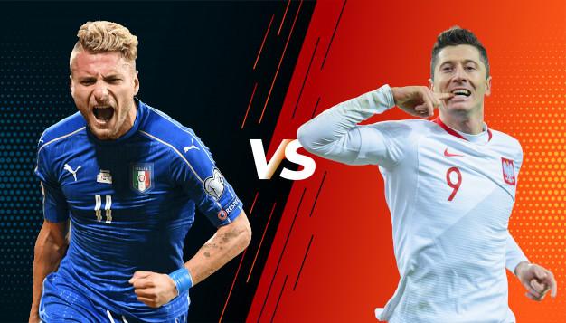 Италия срещу Полша