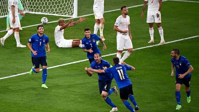Италия срещу Австрия