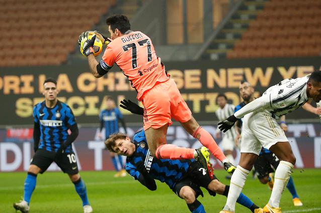 Ювентус срещу Интер