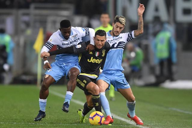 Ювентус срещу Лацио