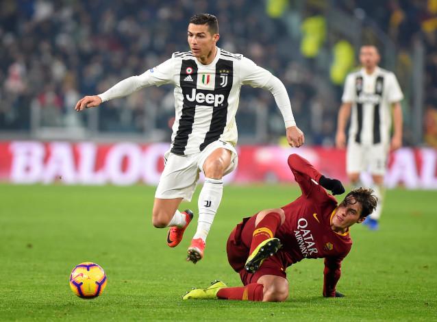 Ювентус срещу Рома