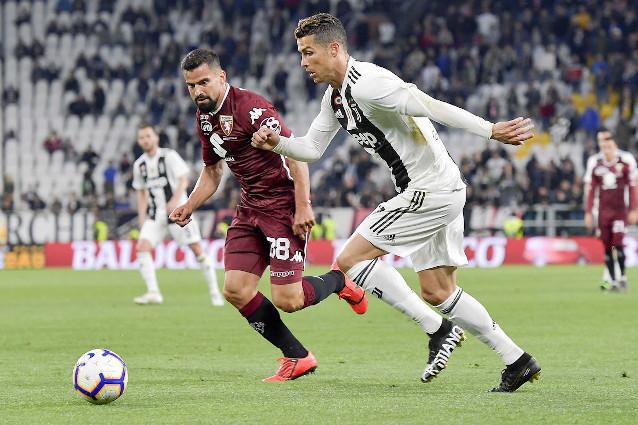 Ювентус срещу Торино