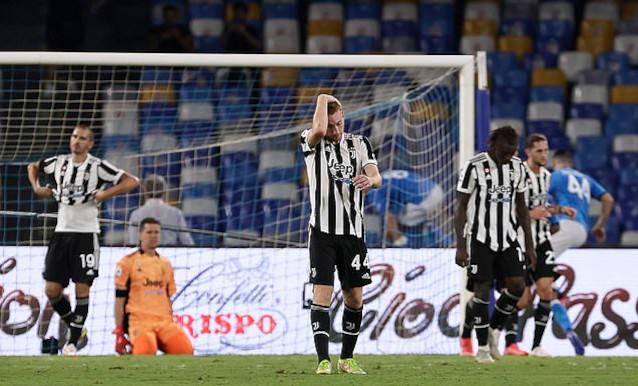 Ювентус срещу Милан