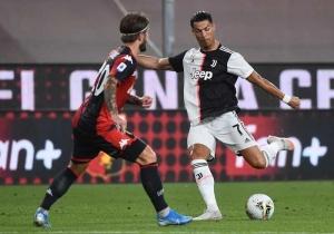 Ювентус продължава да заема лидерската позиция в Серия А