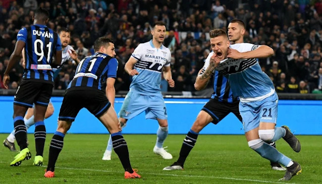 Лацио срещу Аталанта