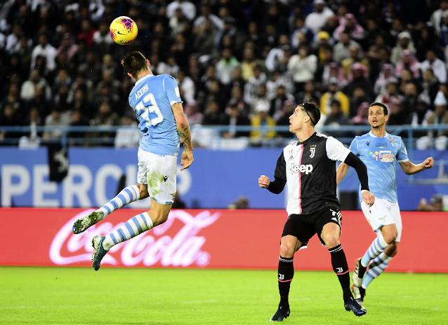 Лацио срещу Ювентус