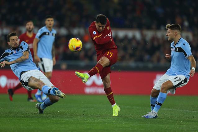 Лацио срещу Рома