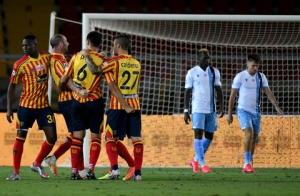 Лацио с втора поредна загуба в Серия А