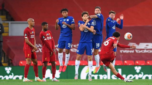 Ливърпул срещу Челси