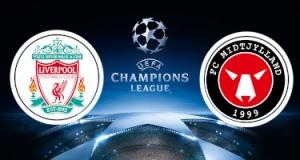 Прогноза: Ливърпул - Мидтиланд 27-10-2020 - Шампионска Лига