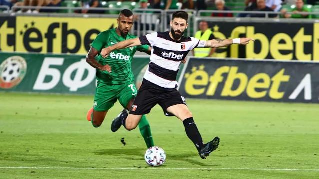 Локомотив Пловдив срещу Копенхаген