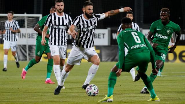 Словачко срещу Локомотив Пловдив