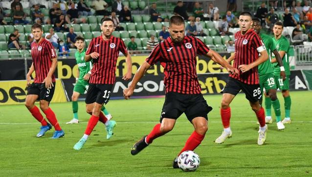 Локомотив София срещу Славия