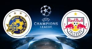Прогноза: Макаби Тел Авив - РБ Залцбург 22-09-2020 - Шампионска Лига