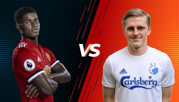 Манчестър Юнайтед срещу Копенхаген