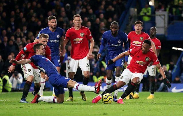 Манчестър Юнайтед срещу Челси