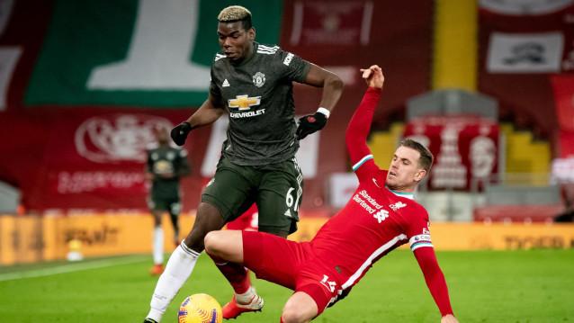 Манчестър Юнайтед срещу Ливърпул