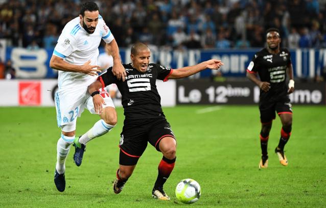 Марсилия срещу Рен