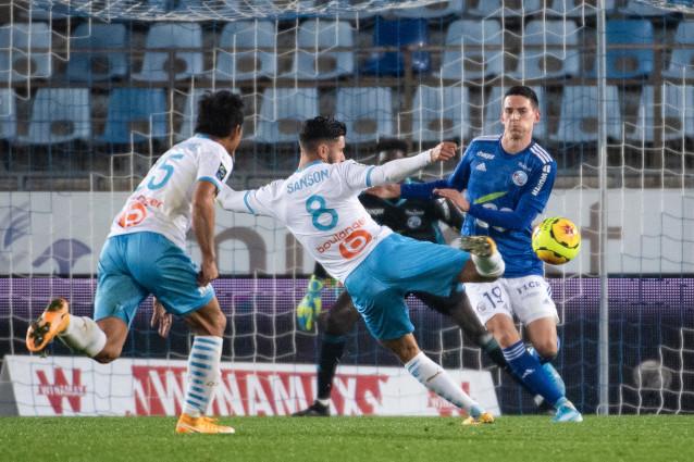 Марсилия срещу Страсбург