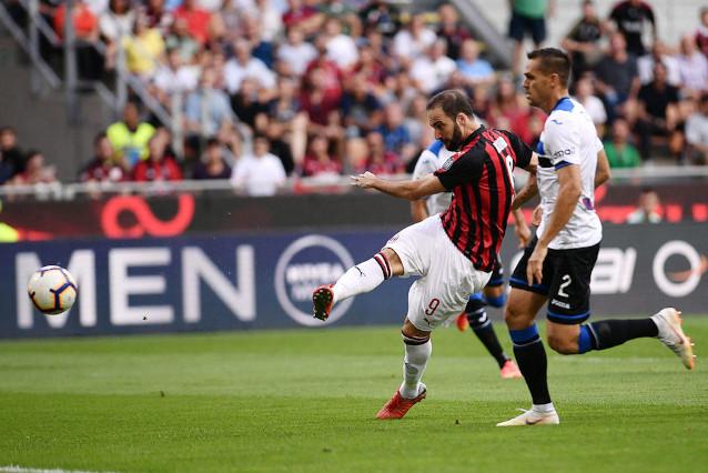 Милан срещу Аталанта