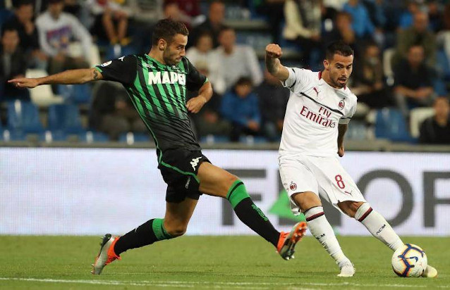 Милан срещу Сасуоло
