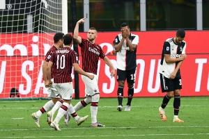 Милан постигна страхотен обрат срещу Ювентус