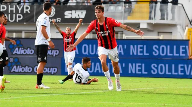 Милан срещу Атлетико Мадрид