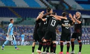 Милан навреди на надеждите на Лацио за титла в Серия А