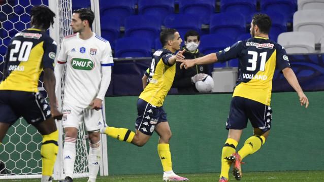 Лион срещу Монако