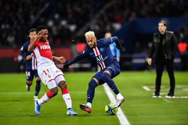 Монако срещу Пари Сен Жермен