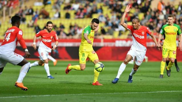 Монако срещу Нант