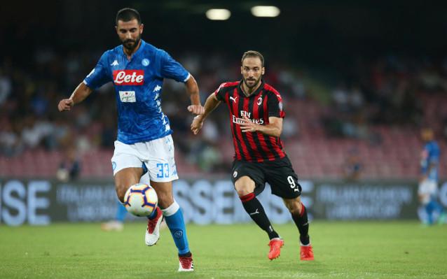 Наполи срещу Торино