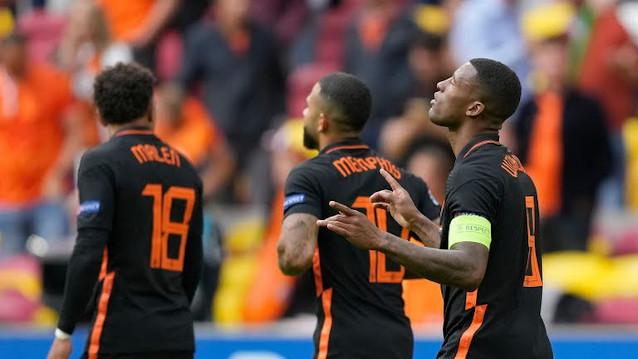 Нидерландия срещу Чехия