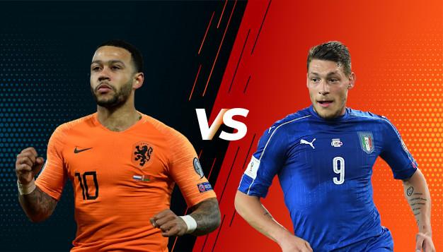 Нидерландия срещу Италия
