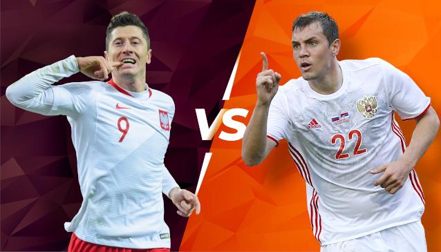 Полша срещу Русия