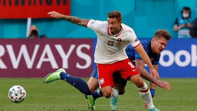 Испания срещу Полша