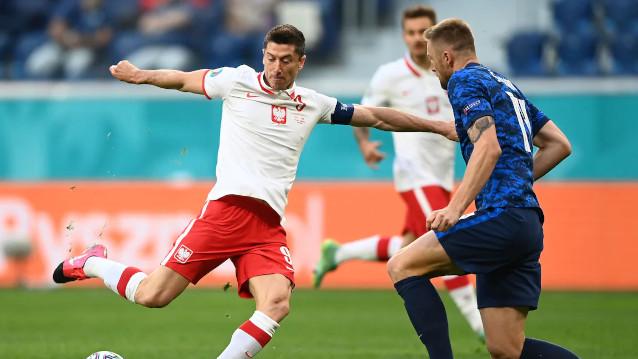 Полша срещу Англия